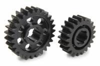 Midget Driveline & Rear Suspension - Midget Quick Change Gears - SCS Gears - SCS Quick Change Gear Set - 6 Spline - Set 66 - 4.11 Ratio 3.20 / 5.28 - 4.33 Ratio 3.37 / 5.57