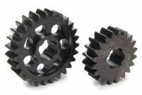 Midget Driveline & Rear Suspension - Midget Quick Change Gears - SCS Gears - SCS Quick Change Gear Set - 6 Spline - Set 67 - 4.11 Ratio 3.04 / 5.55 - 4.33 Ratio 3.21 / 5.85