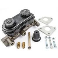 """Master Cylinders - Strange Master Cylinders - Strange Engineering - Strange Master Cylinder - 1-1/8"""" Bore - Manual Conversion - IronFord Mustang 1979-93"""
