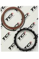 Transmission Service Parts - GM 700R4TransmissionService Parts - TCI Automotive - TCI Automatic Transmission Clutch Pack - 8 Steel - s - 9 Frictions - 4L60E / 700R4