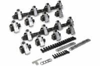 T & D Machine - T & D Machine BBC Shaft Rocker Arm Kit w/Brodix 3X O/P Heads