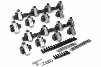 Engine Components - T & D Machine - T & D Machine BBC Shaft Rocker Arm Kit w/Brodix 3X O/P Heads