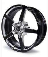 "Weld Racing - Weld Chevrolet Performance Track Attack Series Wheel - 18 x 6"" - 2.70"" BS - 5 x 120 mm - Black"