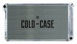 Cooling & Heating - Radiators - Cold-Case Aluminum Performance Radiators