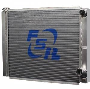 Radiators - FSR Radiators - FSR Aluminum Double Pass Radiators