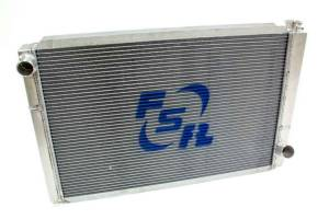 Radiators - FSR Radiators - FSR Aluminum Single Pass Radiators