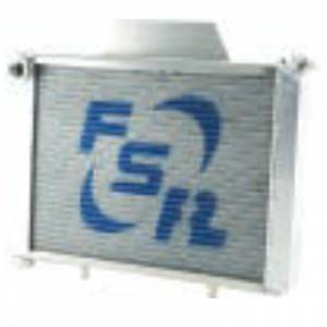Radiators - FSR Radiators - FSR Aluminum Mini Sprint Radiators