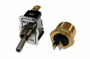 Cooling & Heating - Water Pumps - Electric Water Pump Thermostatic Switches