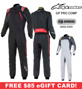 Racing Suits - Alpinestars Racing Suits - Alpinestars GP Pro Comp Suit - $849.95