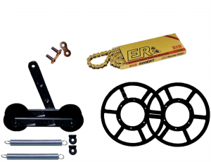 Drivetrain Components - Belt and Chain Drive Components