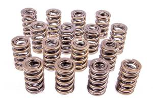 Valve Springs and Components - Valve Springs - PAC 1200 Series Circle Track Dual Valve Springs
