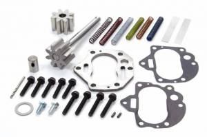 Oil System Components - Oil Pumps and Components - Oil Pump Components