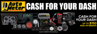 Auto Meter Cash For Your Dash Rebate