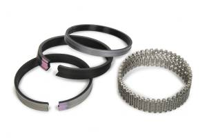 Pistons & Piston Rings - Piston Rings - Mahle Plasma-Moly Standard Gap Piston Ring Sets