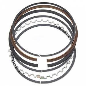 Pistons & Piston Rings - Piston Rings - Total Seal Maxseal Gold Finish Gapless File Fit Piston Rings