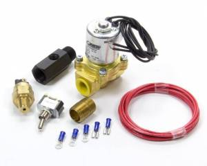 Oil System Components - Oil Accumulators and Components - Oil Accumulator Electric Pressure Control Valve