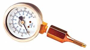 Brake Pressure Check Gauges