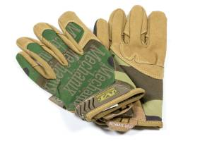 Gloves - Mechanix Wear Gloves - Mechanix Wear Original Woodland Camo Gloves