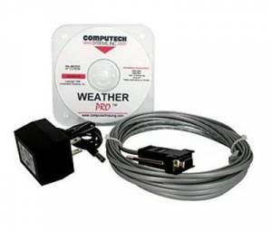 Weather Station Data Software and Download Kits