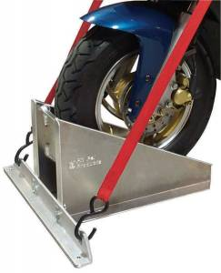 Trailer & Towing Accessories - Trailer Pit Bike Wheel Chocks