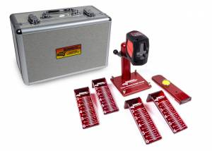 Chassis Set-Up Tools - Chassis Ride Height Gauges and Tools - Laser Chassis Height Measurement Tools