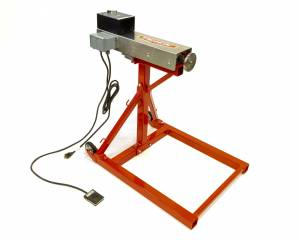 Wheel and Tire Tools - Tire Preparation Stands and Components  - Tire Preparation Stands
