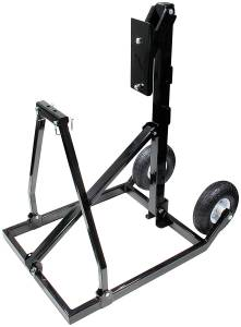 Wheel and Tire Tools - Tire Preparation Stands and Components  - Tire Preparation Stand Carts