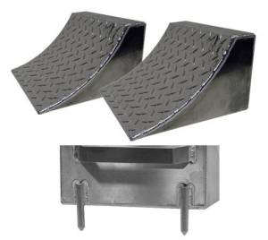 Tools & Pit Equipment - Wheel and Tire Tools - Wheel Chocks