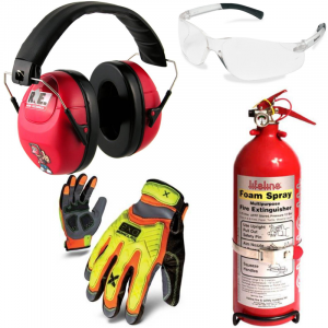 Tools & Pit Equipment - Safety