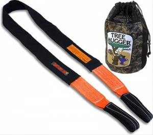 Trailer & Towing Accessories - Tow Ropes and Straps - Tree Saver Straps