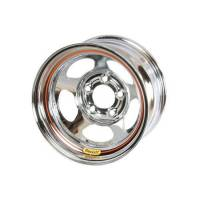 "Wheels and Tire Accessories - Bassett Racing Wheels - Bassett 15x10 5x4.75 2"" Back Spacing Chrome"