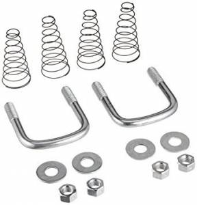 Trailer Hitches and Components - Hitch Parts & Accessories - Gooseneck Head U-Bolts