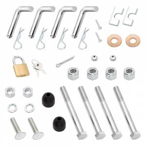 Trailer Hitches and Components - Hitch Parts & Accessories - Fifth Wheel Hardware Kits