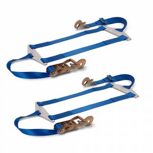 Trailer & Towing Accessories - Tie-Down Straps and Components - Wheel Nets
