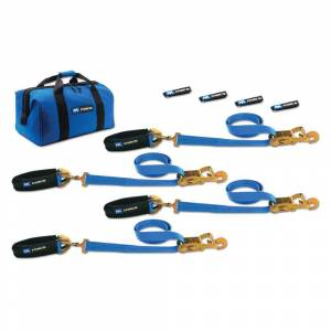 Trailer & Towing Accessories - Tie-Down Straps and Components - Tie-Down Strap Kits