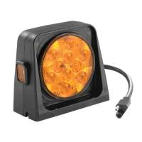 Trailer & Towing Accessories - Wesbar - Wesbar Heavy-Duty Ag LED Light