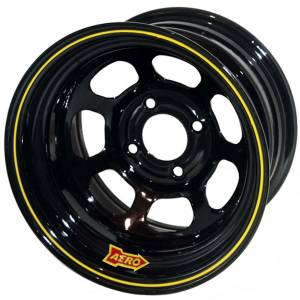 Aero 55 Series Rolled Wheels