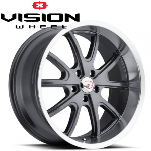 Wheels and Tire Accessories - Vision Wheels