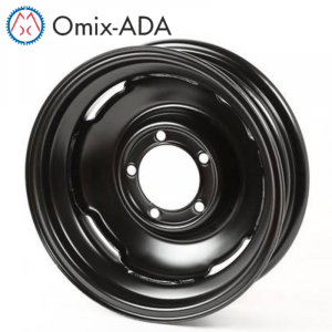 Wheels and Tire Accessories - Omix-ADA OE Replacement Wheels