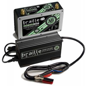 Ignition & Electrical System - Batteries and Components - Battery and Charger Kits