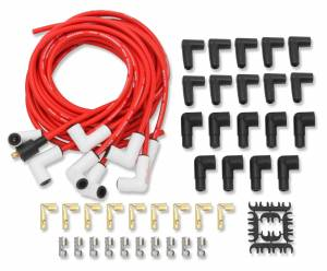 Ignition & Electrical System - Spark Plug Wires - Mallory Pro Sidewinder Spark Plug Wire Sets