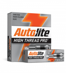 Ignition & Electrical System - Spark Plugs and Glow Plugs - Autolite High Thread Pro Spark Plugs