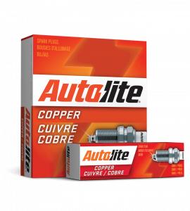 Ignition & Electrical System - Spark Plugs and Glow Plugs - Autolite Copper Spark Plugs