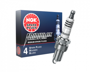 Ignition & Electrical System - Spark Plugs and Glow Plugs - NGK Iridium IX Spark Plugs
