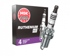 NGK Ruthenium HX Spark Plugs