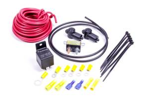 Electric Fuel Pump Relay Wiring Kits