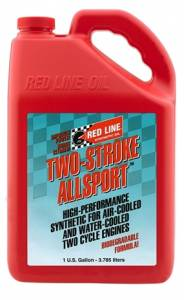 Oils, Fluids and Additives - Two-Stroke Oil - Red Line Two-Stroke Allsport Oil