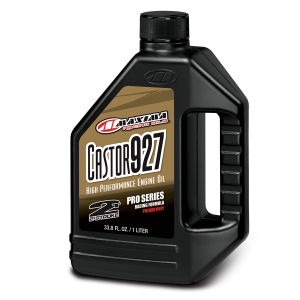 Oils, Fluids and Additives - Two-Stroke Oil - Maxima Castor 927 2-Stroke Oil