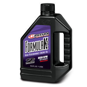Oils, Fluids and Additives - Two-Stroke Oil - Maxima Formula K2 2-Stroke Oil