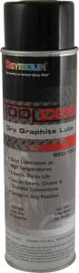 Spray Dry Graphite Lubricants